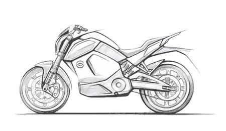 Boceto de un prototipo
