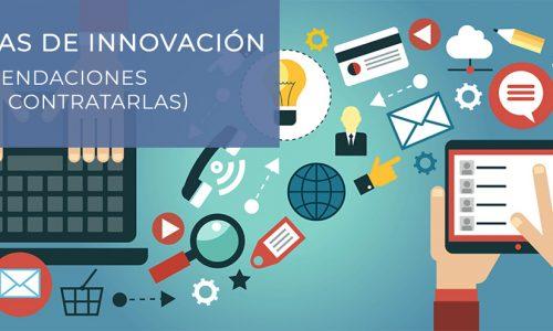 Agencias de innovación